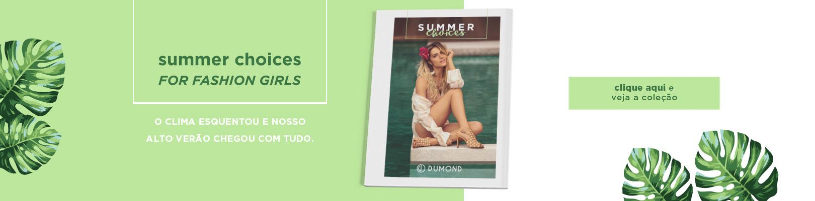Alto Verão, conheça as novidades!